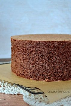Holiday Desserts, No Bake Desserts, Dessert Recipes, Polish Desserts, Polish Recipes, Chocolate Cheesecake Recipes, Homemade Sweets, Cake Truffles, Sweet Cakes