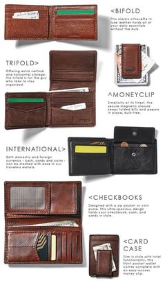 A Guide to Choosing the Best Wallet!