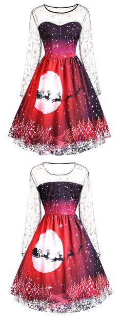 50% OFF Christmas Dresses