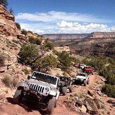 JEEPBEEFBy JeepHer — @ruggedyann #fbf to a fun weekend in Moab. I will...