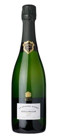 Bollinger La Grande Annee brut vintage 2004 champagne  #bollinger #champagne