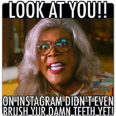 112 Best Madea ♥ / Tyler Perry ❤️ images | Madea quotes ...