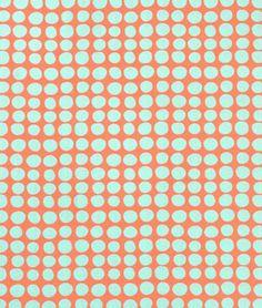 Shop Amy Butler Sun Spots Tangerine Fabric at onlinefabricstore.net for $9.35/ Yard. Best Price & Service.