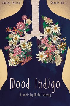 Mood Indigo - Movie Poster on Behance