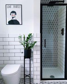 Home Remodel Must Haves .Home Remodel Must Haves Bathroom Renos, Bathroom Renovations, Home Remodeling, Best Bathroom Designs, Bathroom Interior Design, Small Bathroom Ideas, Interior Livingroom, Interior Paint, Bad Inspiration