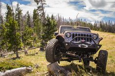 """TeraFlex Jeep Build: 2015 JKU Oscar Mike Edition (Copper Eagle) 4"""" Lift Kit, 37"""" times, 17"""" wheels, etc.  Click to view entire build list of this sweet rig."""