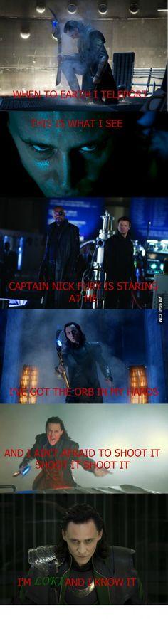 Just Loki being Loki