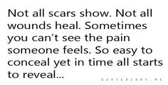 If only they knew how much they hurt you.