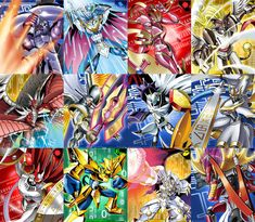 royal knights cards by johnsis2 on deviantart.com