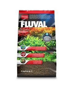 FLUVAL PLANT & SHRIMP SUSTRATO - #FaunAnimal Las propiedades inherentes del Sustrato de Fluval ayudarán a favorecer un pH neutro ligeramente ácido, ideal para la mayoría de especies de peces tropicales y camarones mantenidos en acuarios plantados.