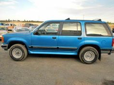 1994 Ford Explorer XLT 4x4 SUV under $1000 in Spokane, Washington WA