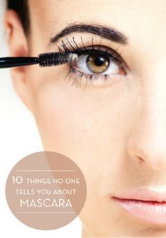 How To Apply Mascara Like A Pro...#MascaraTutorial...#MascaraTips