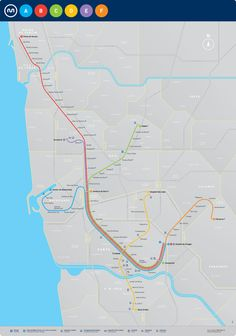 Official Map: Metro do Porto, Portugal  Porto, Portugal's Metro light rail system is only ten years old, but is already a comprehensive and far-reaching network. With such a modern transit system, it's important to have a map to match, and in most...