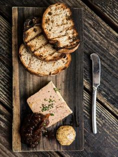 chicken liver pate from starbelly