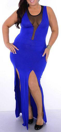 d11fc46916e Wasabi (Plus Blue)-Great Glam is the web s best sexy plus size online store  clothing website for and clothes for women and juniors.