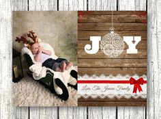 Hey, I found this really awesome Etsy listing at https://www.etsy.com/listing/211568770/rustic-christmas-card-photo-printed
