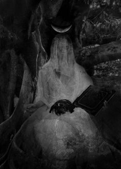 In the torn twilight  I wait for you  Conjured and manifested  I breathe not.