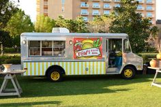Planners can help choose the trucks' names to reflect the food being served, for example, or to incorporate the name of an employee.  Photo: Courtesy of Ritz-Carlton Orlando, Grande Lakes