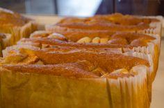 Sunken Apple Pound Cake