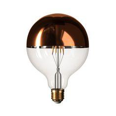 Zrkadlová kolekcia FILAMENT Led, Light Bulb, Mirror, Lighting, Home Decor, Italia, Bulb Lights, Homemade Home Decor, Mirrors