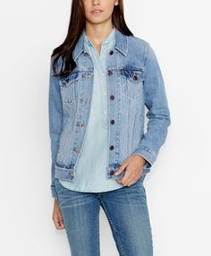 "I'm on the hunt for the perfect ""jean jacket."""