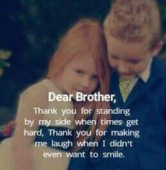 Best Brother Quotes and Sibling Sayings Collection From Boostupliving. Here we've collected more than 100 Best Brother Quotes For you. Brother Sister Relationship Quotes, Brother Sister Love Quotes, Brother N Sister Quotes, Brother Birthday Quotes, Sister Quotes Funny, Brother And Sister Love, Funny Quotes, Quotes Quotes, Brother Brother
