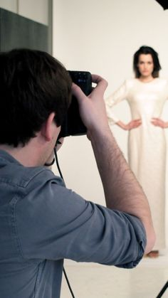 PLAKINGER SS14 Making-of Model: Carolina Gonzalez/ Modelwerk; Photographer: Björn Giesbrecht; Make-up Artist: Niki Stephanus.