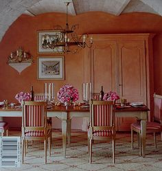 Italian Dinning Chairs
