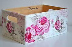 Nádoby - Ružová prepravka - 4550548_