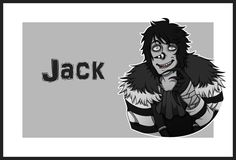 #2 of the series. Jeff the killer Next up, Eyeless jack. Any ideas after that?
