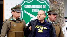 Detención explosivo Escuela MIlitar   Galería   LA TERCERA