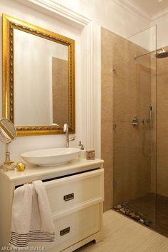 Łazienki aranżacje: stylowe łazienki galeria