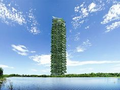 Five examples of vertical gardens - including a preview of the world's tallest | Architecture And Design