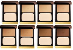 Tom Ford Flawless Face and Runway Look Collections for Autumn 2015 powder/foundation