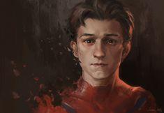 ArtStation - I don't feel so good, mr Stark, Junica Hots— my favorite version!!