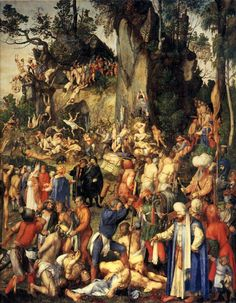 Albrecht Durer - A High Renaissance Painter (1471-1528) - Fine Art and You - Painting| Digital Art| Illustration| Portrait