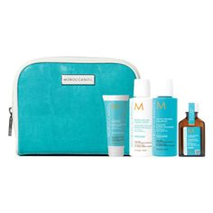 Moroccanoil Volume and Nourish Travel Pack found on Polyvore