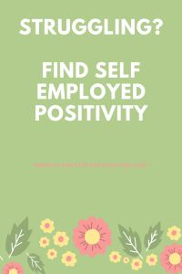Working alone is hard!  Try these tips to find some self-employed positivity to keep you going and reinvigorate your business The post How to find self-employed positivity – if you are struggling appeared first on Clairey at Fairy Crafters.