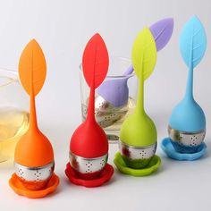 Zak Designer Reusable Flower Infuser Stirrer /& Strainer for tea+stand+colander