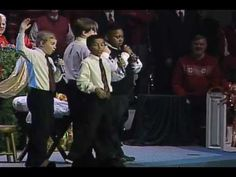 Gospel Quartet this is the funniest thing I have seen in a long, long ti...