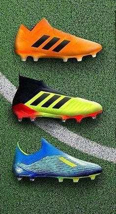 1d921efd5 adidas Nemeziz 18.1, adidas Predator 18+ & adidas x 18+ World Cup Pack