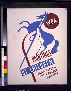 WPA Posters, WPA Travel and WPA National Parks collections. These WPA posters were created during the New Deal. WPA posters are printed on cotton rag, archival papers. Wpa Posters, Poster Prints, Works Progress Administration, Museum Poster, Children Images, Exhibition Poster, Library Of Congress, Modern Artwork, Historical Photos