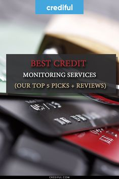 What is the best credit monitoring service of the year? We review the top credit monitoring services to help you choose which one is right for you. #creditmonitoring #creditscores #creditscoretips #creditbuildingtips #creditadvice
