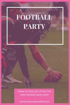 Jan 2020 - A collection of the best ideas to throw an amazing football tailgate party! See more ideas about Football food and Football snacks. Football Tailgate, Party Ideas, Good Things, Food, Essen, Ideas Party, Meals, Yemek, Eten