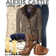 """Castle"" by wearwhatyouwatch on Polyvore"
