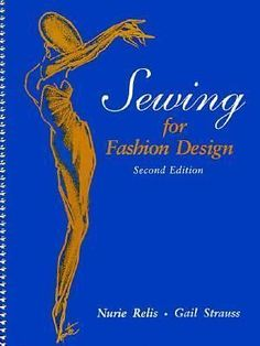 Sewing for Fashion Design (2nd Edition) | eBay