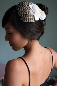 I love hair feathers