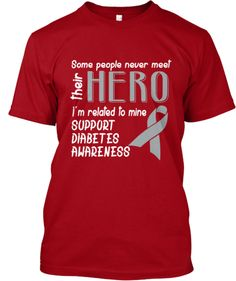 Support Diabetes Awareness | Teespring