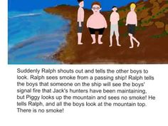 Lord of the Flies - Chapter 4 Summary Jack Hunter, Chapter Summary, Classroom Displays, Critical Thinking, Looking Up, Shout Out, Language Arts, Novels, Lord