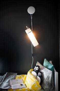 Murakka Innolux #lastenhuone #kidsroom #tetris #keltainen #mustavalkoinen #diy #innolux #murakka #sisustusminna sisustussuunnitteluminna